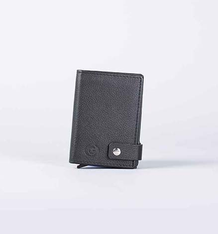 Automatic Ejection Cardholder Wallet (RFID)